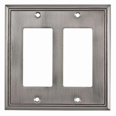 Richelieu Wall Plate Bp851 Contemporary Decora Switchplate