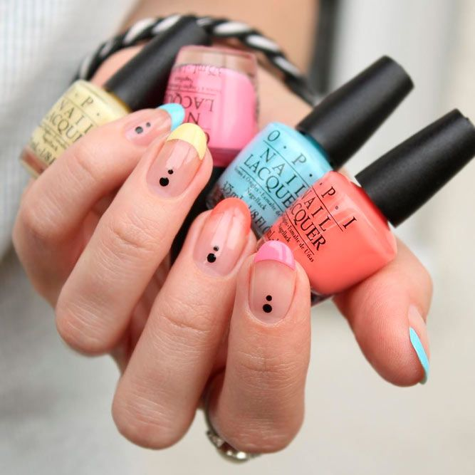 French Tip Nail Designs Create Your Perfect Mani Almond Nails