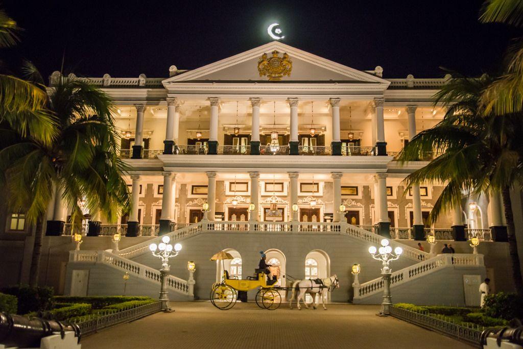 Beau INDIA   Taj Falaknuma Palace, Hyderaba