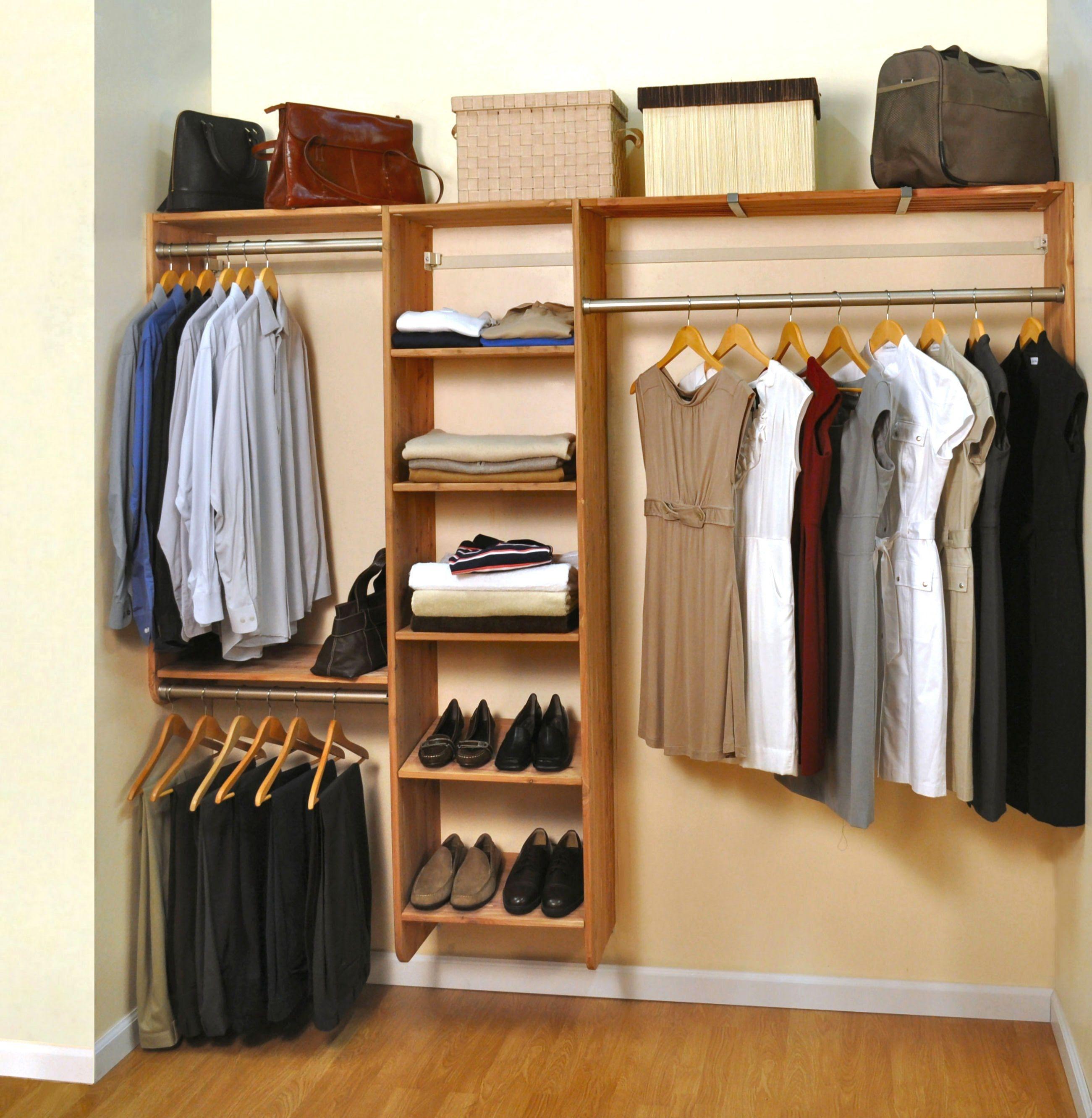 Designing A Closet Storage System Closet Storage Systems Wood Closet Organizers Cedar Closet