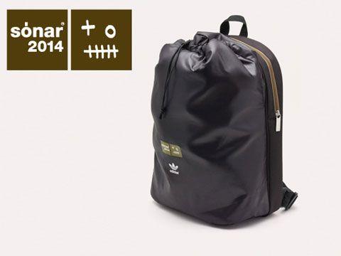 tensión impuesto Perfecto  adidas Originals x Sónar 2014 | Adidas originals, Bags, Adidas