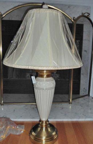 Lenox Butlers Pantry Lamp 30 H 18 W Quoizel Http Www Amazon Com Dp B00blzeq0i Ref Cm Sw R Pi Dp Jmpuub08a8v7g Lamp Fabric Shades Lenox