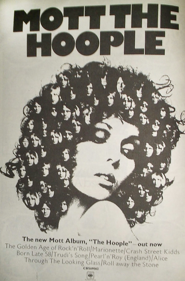 Is Our Retro Obsession Ruining Everything In 2019 70s Illustration Music Magazines Mott The Hoople 1970s Music