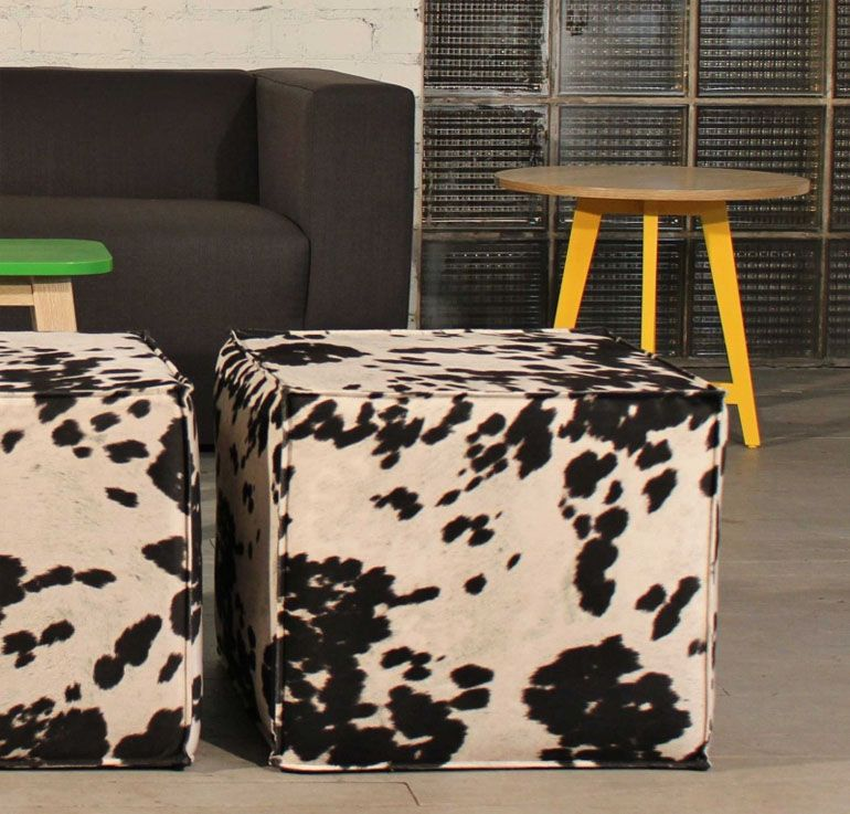 Mindy Cubes for Sale - Put multiples together to make a coffee table that comes apart for extra seating when guests arrive. Call 760-895-0783.