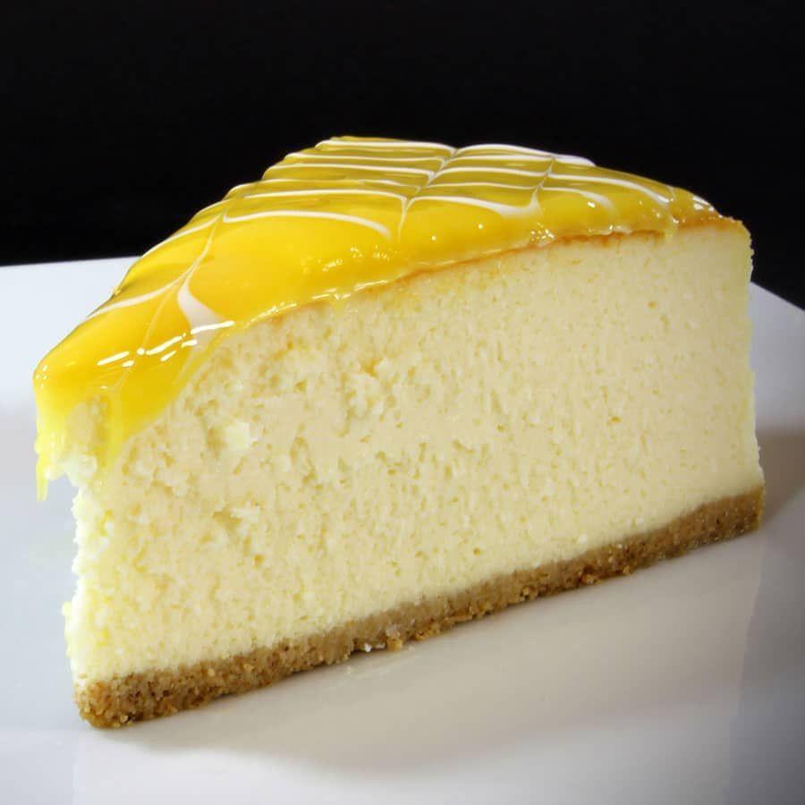 Lemon Cheesecake Recipe -