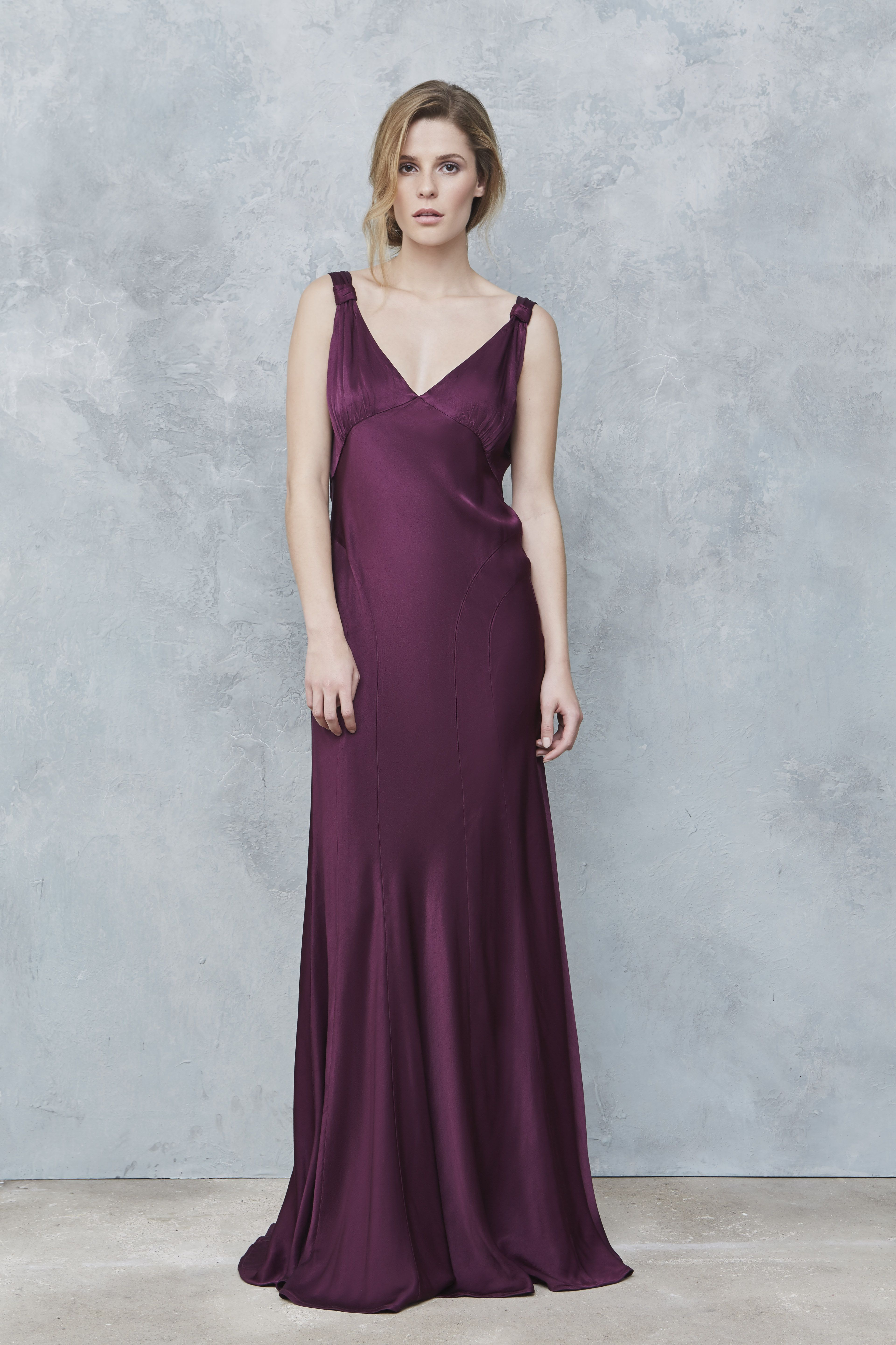 Cassidy Dress in Orchid Bloom http://www.ghost.co.uk ...