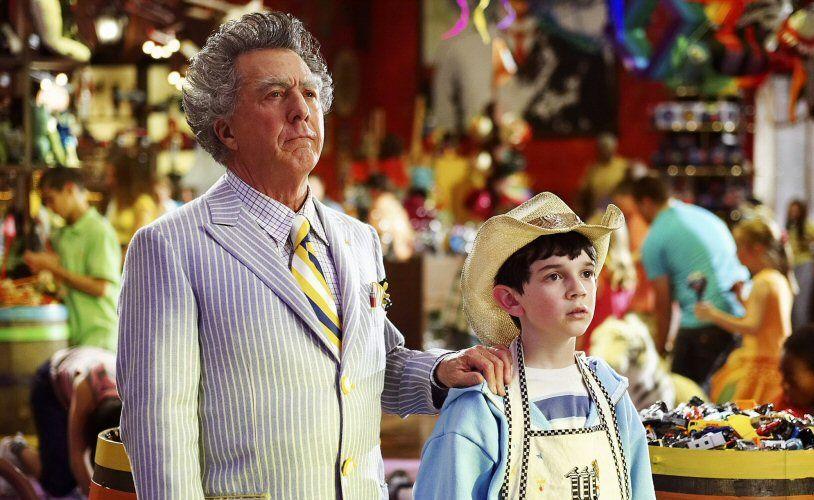 Dustin Hoffman Zach Mills Mr Magorium S Wonder Emporium Because I Love This Movie About Time Movie Wonder Mr