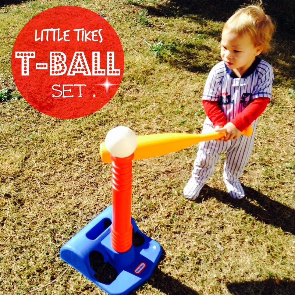 Little Tikes Baseball Tee Toddler Boy Gifts Baby