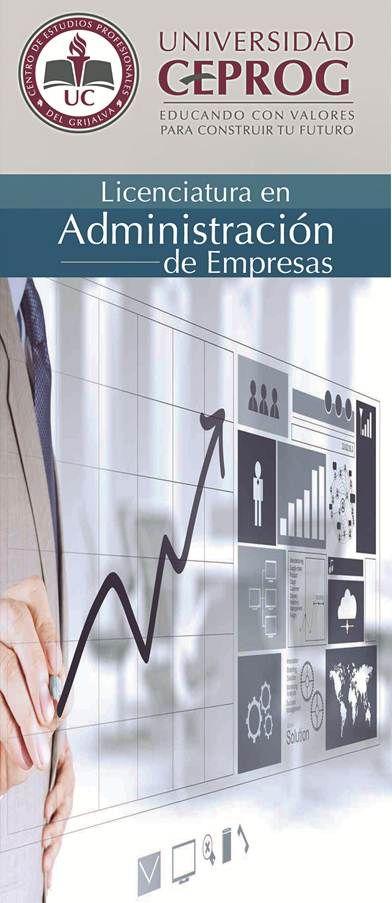 Obtén la capacidad para resolver problemas, con visión de mercado y estrategia de negocios estudiando Administración de Empresas
