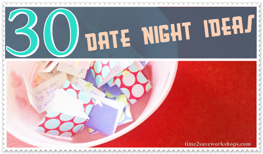 30 Date Night Questions for Couples to have a fun date night in! (Free