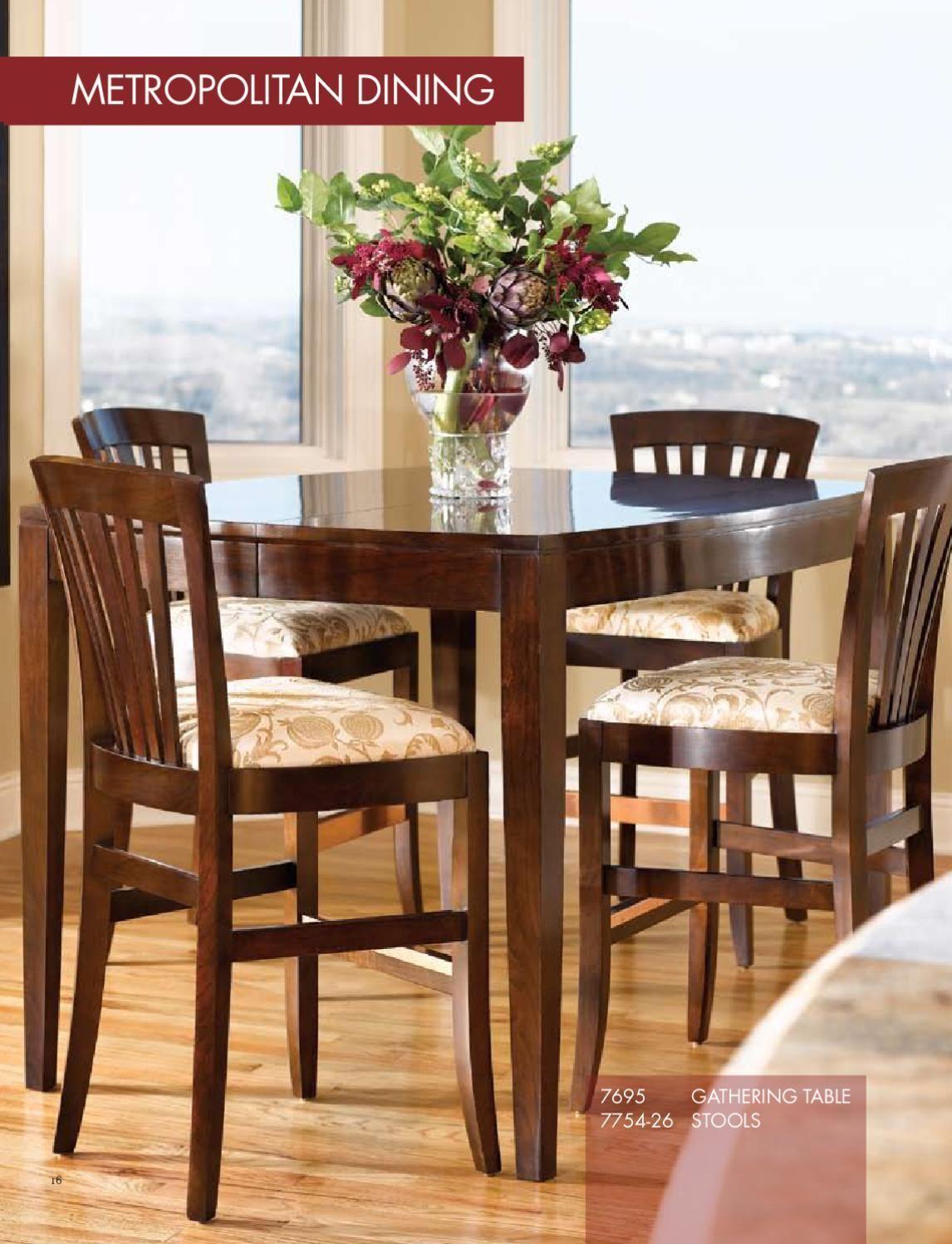 Sensational Stickley Metropolitan Collection Dining Room Furniture Alphanode Cool Chair Designs And Ideas Alphanodeonline
