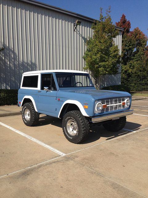 Good Looking Bronco Ford Bronco Classic Ford Broncos Dream Cars