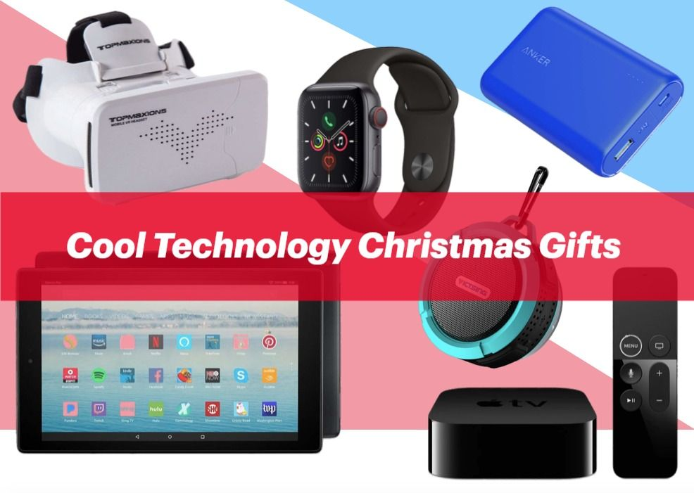 Best Tech Christmas Gifts 2019 Top Gadgets Gifts Deals For Him Tech Christmas Gifts Cool Tech Gifts