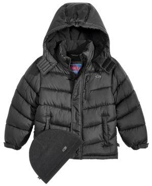 dae319ed25c9 Cb Sports Hooded Puffer Coat
