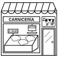 Imagenes De Tiendas De Alimentación Listas Para Imprimir Y