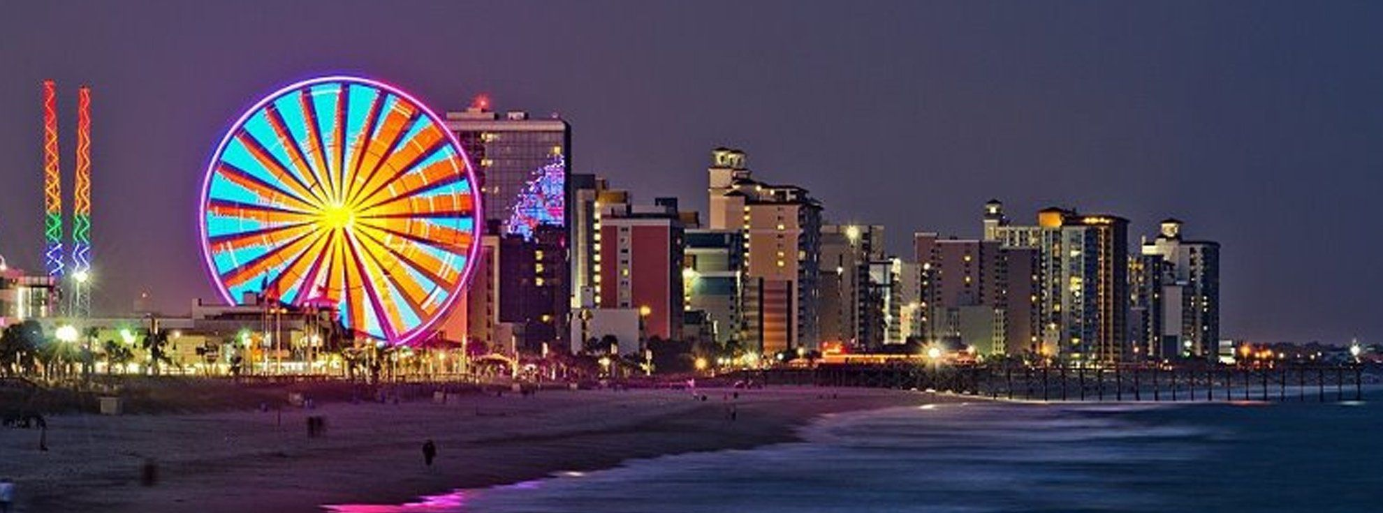 Myrtle Beach Boardwalk Myrtlebeachresorts Hotels