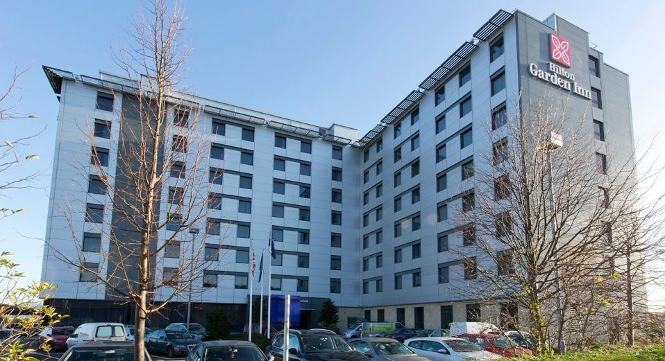 Hilton Garden Inn London Heathrow Airport hotel offers the