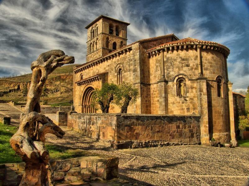 Cervatos #Cantabria #Spain #Travel