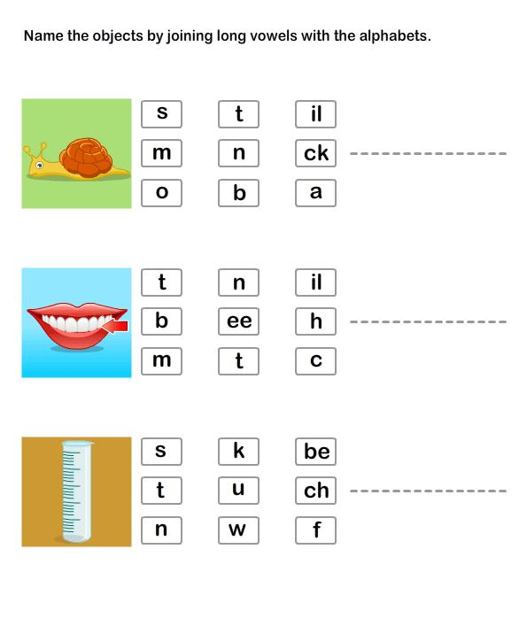 EFL-ESL Worksheets, Grade-1 Worksheets, Short Vowels Worksheets ...