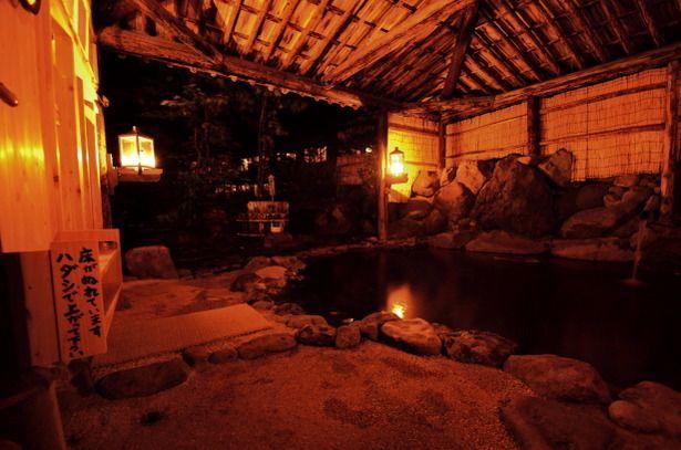 Lamp No Yado Aoni Onsen ランプの宿 青荷温泉 Aomori 日本