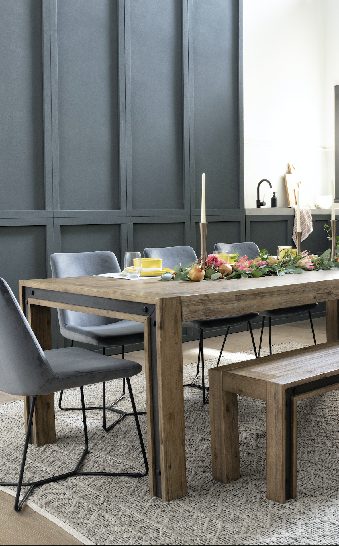 Amos Extension Dining Table Extension Dining Table Dining Table