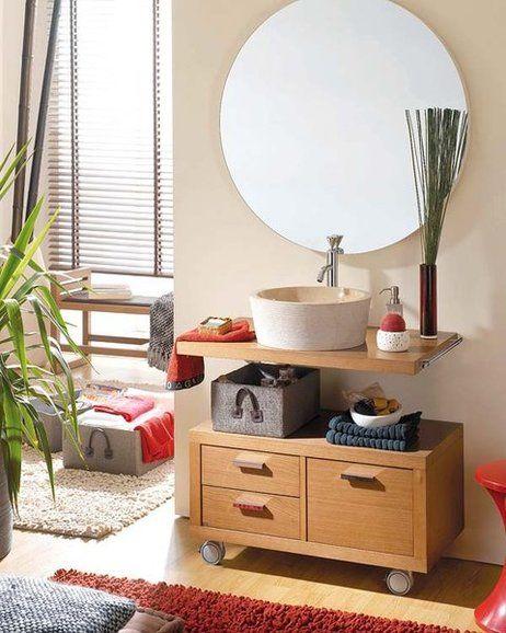 Ba os perfectos muebles y accesorios ideas para la casa for Accesorios para muebles de bano