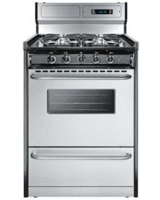 The Best 24 Inch Gas Ranges Reviews Ratings Kitchen Dinning Stainless Steel Oven Small Kitchen Appliances