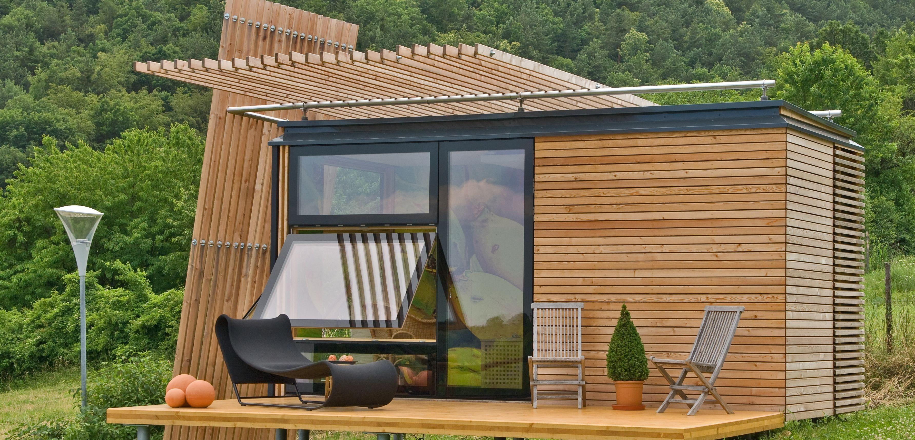 Deko Ideen Gartenlaube Luxus Design Minihaus Eunido Cube4