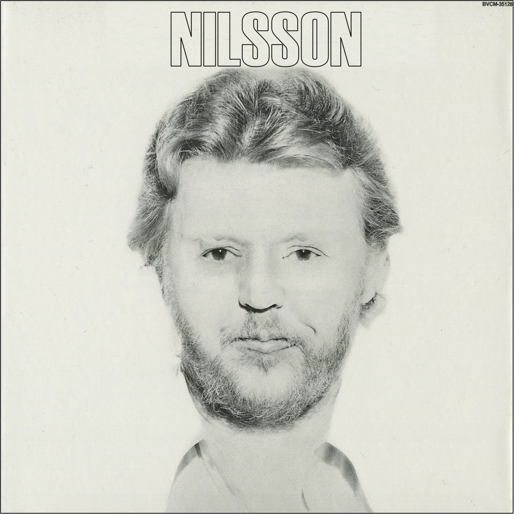 Pin on Harry Nilsson Albums (Fan Made)