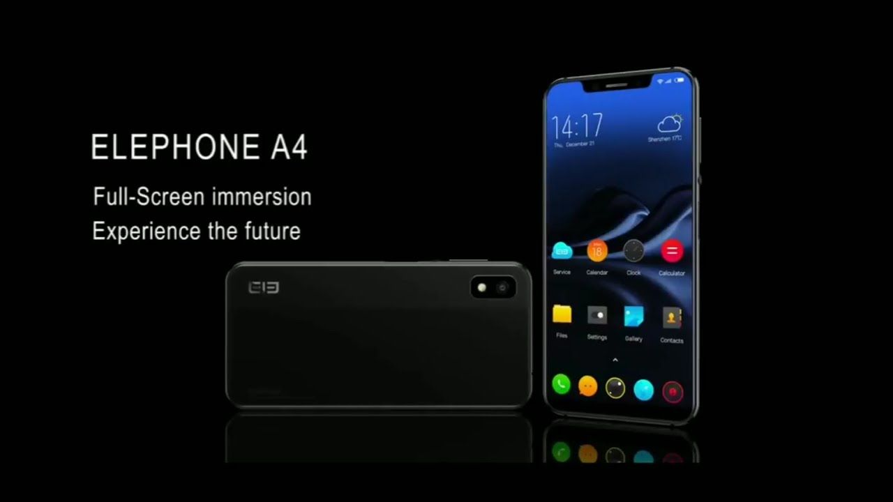 Image result for elephone a4