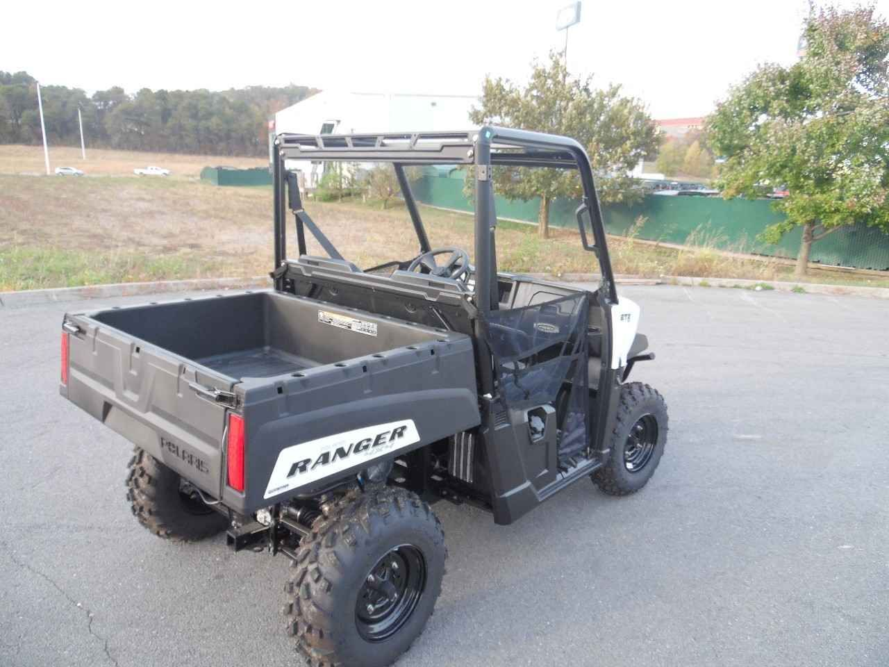 New 2016 Polaris RANGER ETX White Lightning ATVs For Sale in