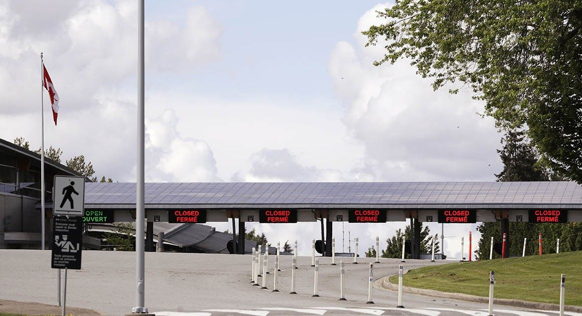 CanadaU.S. border to remain closed until July 21 in 2020