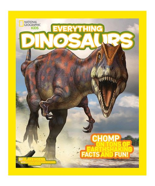 Look at this Everything Dinosaurs Paperback on #zulily today!