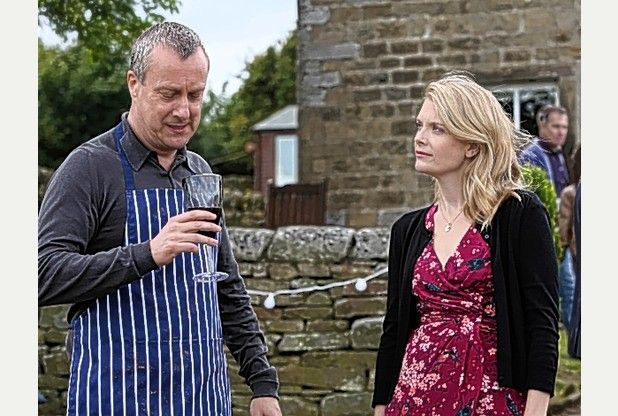 DCI Banks: Nottingham actress Andrea Lowe returns for third