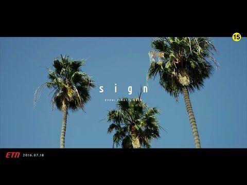 아이디(Eyedi) - Sign (Feat. Loopy) Official Music Video - YouTube ^-^ Z