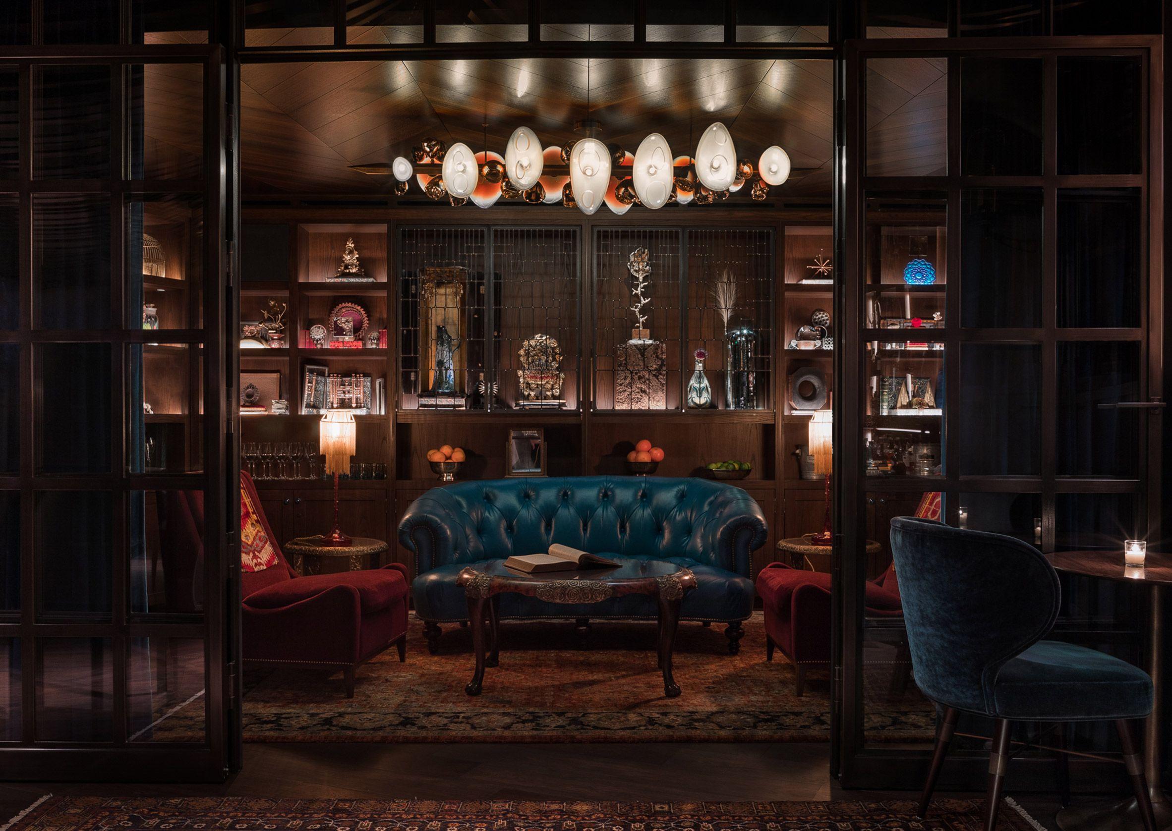 Deep Dive Bar Iconic Bar In 2020 Moody Interior Design Bar Interior Moody Interiors