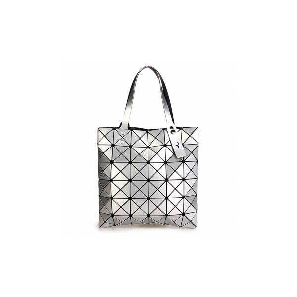 Women Diamond Pattern Foldable Tote Shoulder bag ($13) ❤ liked on Polyvore featuring bags, handbags, shoulder bags, black, tote handbags, handbags & purses, purse tote, black shoulder bag and shoulder handbags