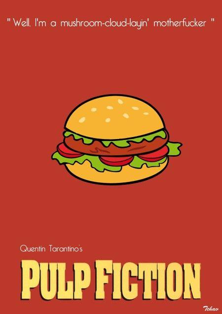 Pulp Fiction By Adrien Chavant Royal