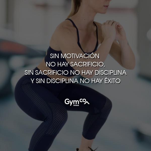 Sin Motivación No Hay Sacrificio Sin Sacrificio No Hay