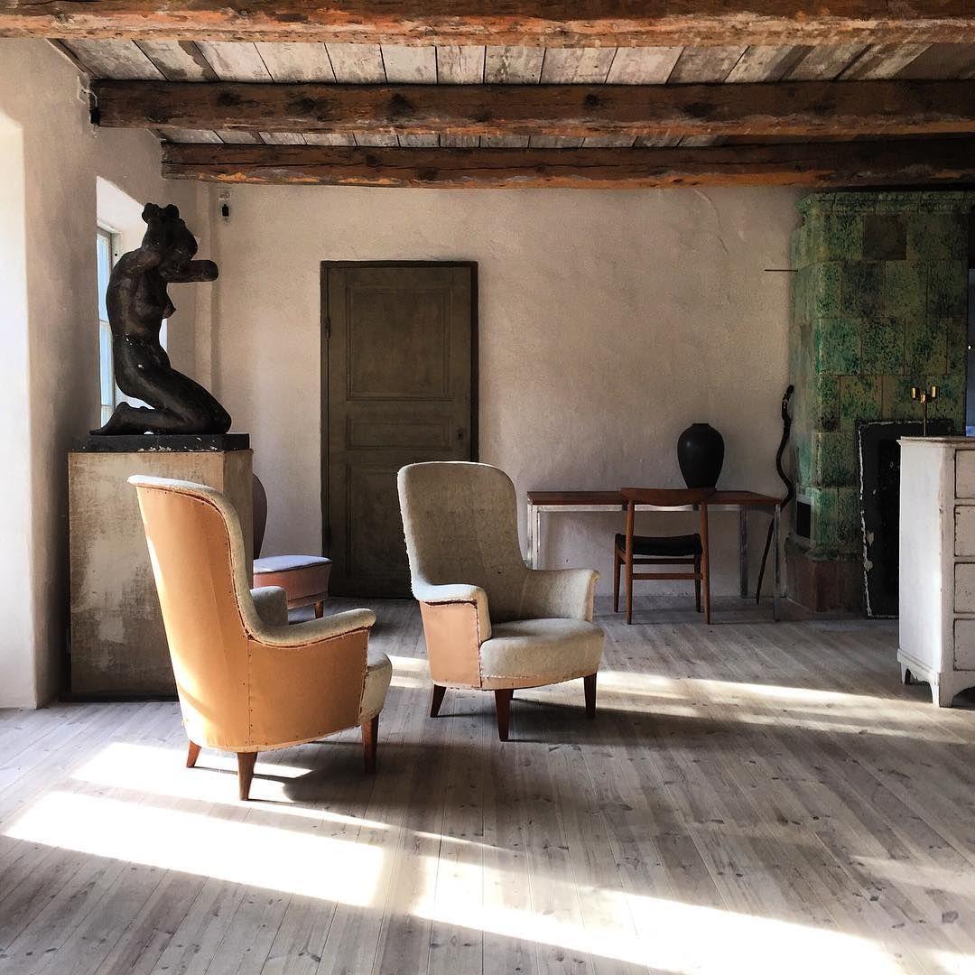 Sourdoh In New England Rustic InteriorsHouse InteriorsSitting
