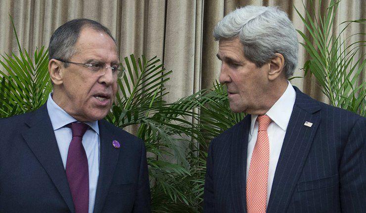 Venäjä ja Yhdysvallat yrittävät saada Kiovan täyttämään Geneven sopimuksia
