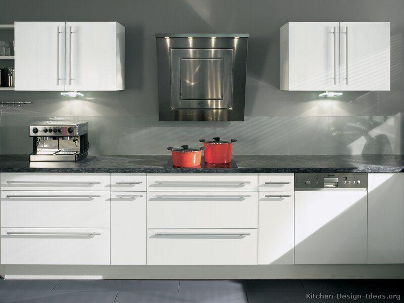 1000+ images about Modern Kitchens on Pinterest | Dark wood ...