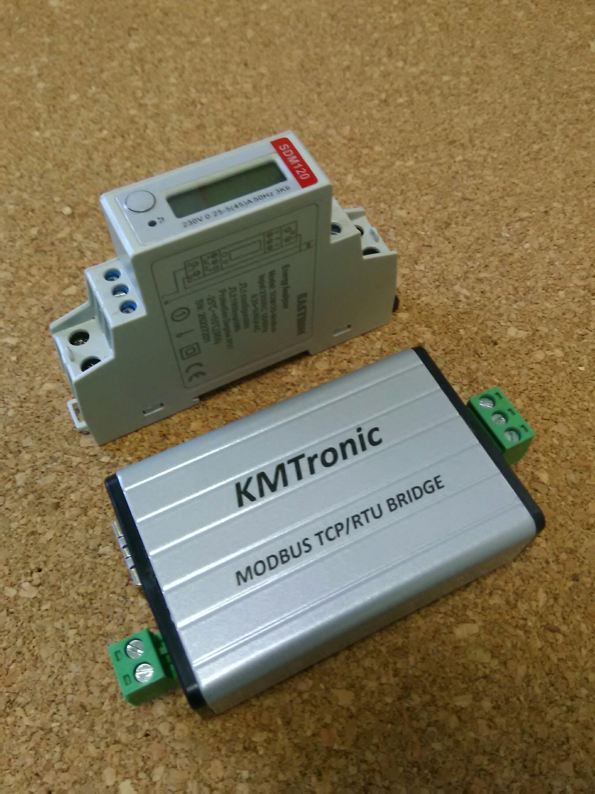 KMTronic USB 2 Relais DIN rail BOX RS232 Série contrôlée
