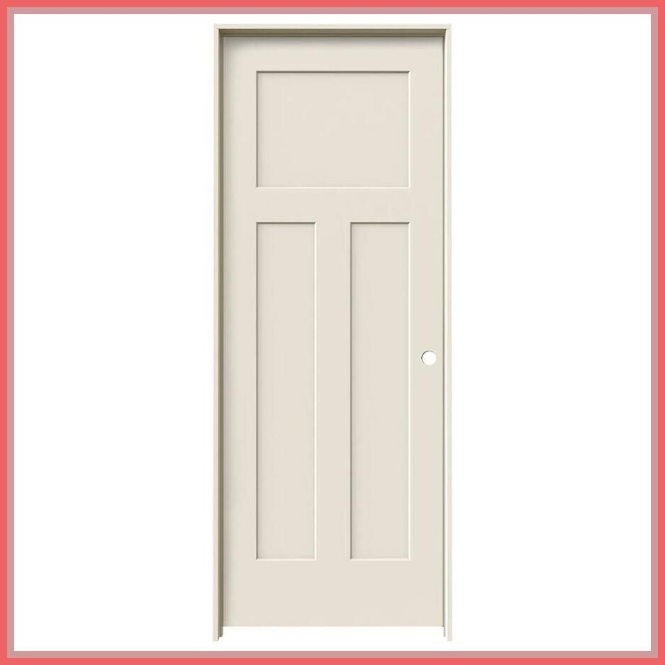 73 Reference Of 3 Panel Craftsman Interior Door Prehung In 2020 Craftsman Interior Doors Craftsman Interior Doors Interior