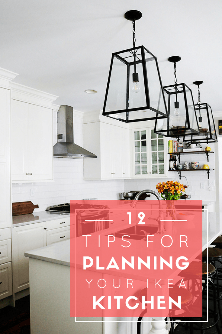 things to know before planning your ikea kitchen by jillian lare