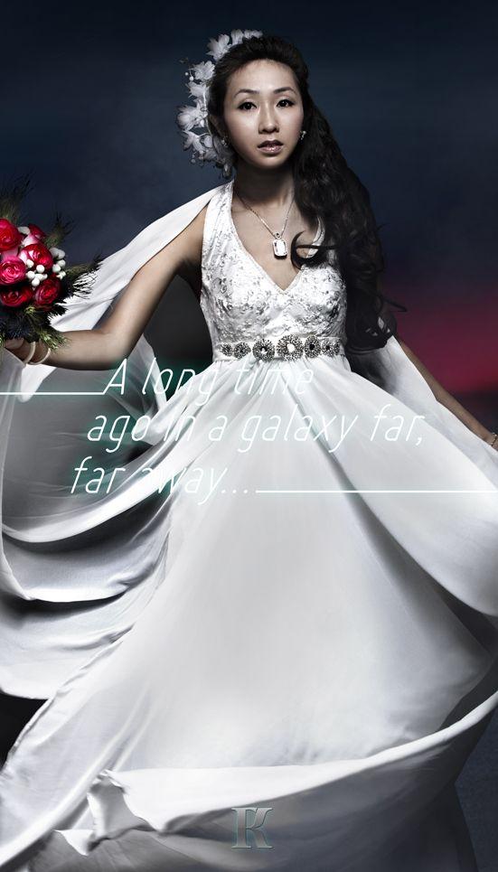 Starwars Pre-wedding - Princess