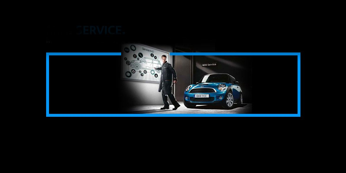 New MINI Aftersales Centre