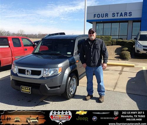 Thank you to Robert Smith on your new 2013 #  #  from Dewayne Aylor and everyone at Four Stars Auto Ranch!