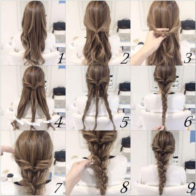 10 Schnelle Und Einfache Frisuren Schritt Fur Schritt Einfache Frisuren Sc 10 Einfache Frisuren 2020 Kendin Yap Sac Kolay Sac Modelleri