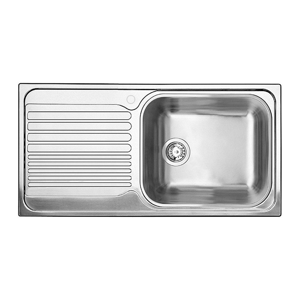 Merveilleux BLANCO SOP4 Tipo XL 6S Drop In Sink With Drainboard | Loweu0027s Canada Laundry  Room Sink